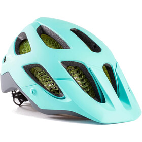 Bontrager Blaze WaveCel Casco, miami green